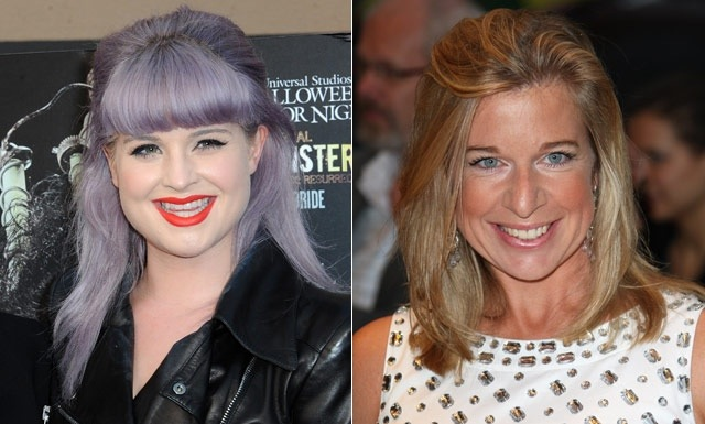 Kelly Osbourne Katy Hopkins