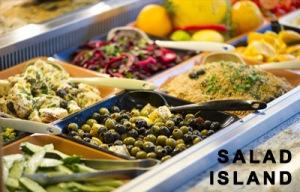 Viva Brazil Salad Island