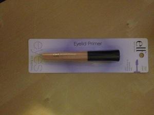 e.l.f eyelid primer
