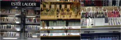 Estée Lauder counter