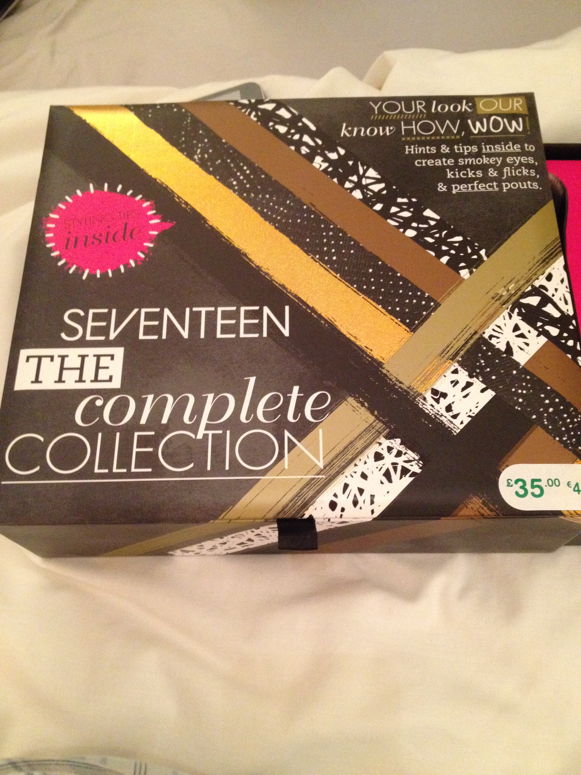 seventeen the complete collection