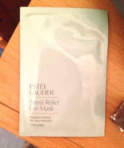 estee lauder eye mask
