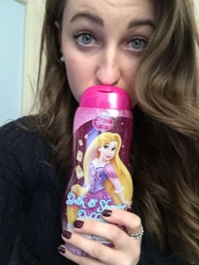 Disney Princess Bath and Shower Gel