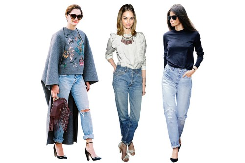 Time to get rid of skinny jeans?