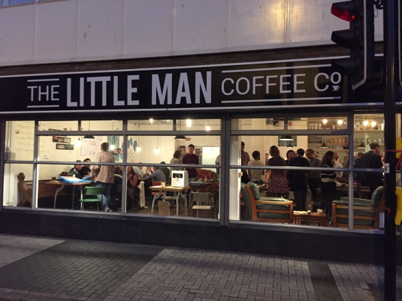 Hangouts At Little Man Coffee All About The Experience
