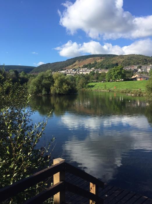 Clydach Lakes Rhondda