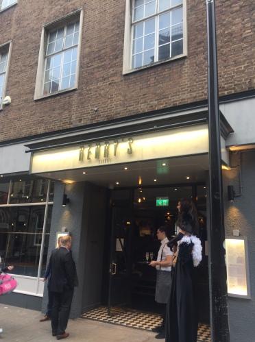 Henry's Bar Cardiff