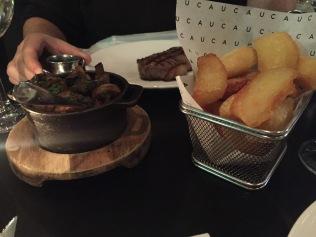 CAU restaurant Amsterdam