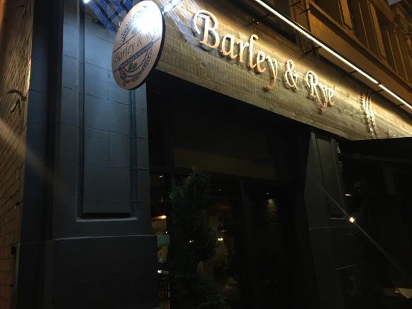 Barley & Rye Cardiff