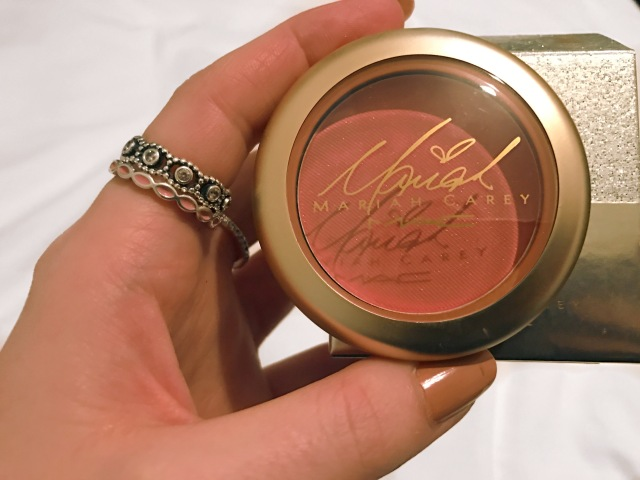 Mariah Carey Sweet Sweet Fantasy blusher