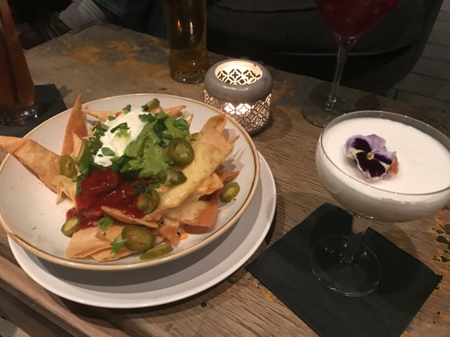 Nachos at 29 Park Place