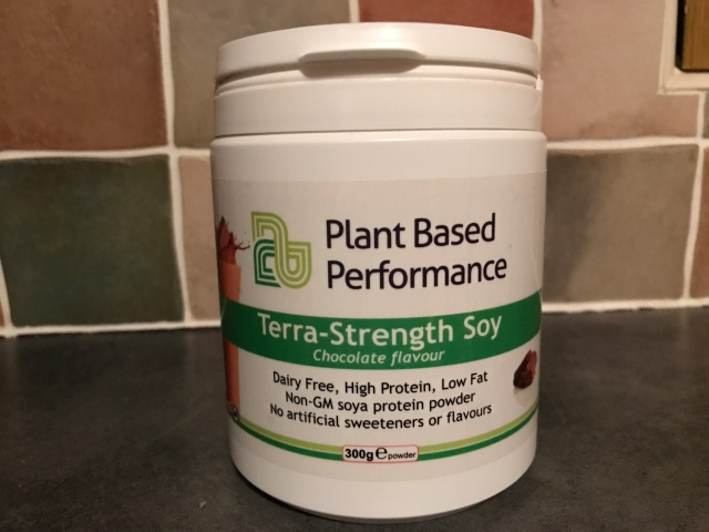 Plant Based Performance Soy Protein