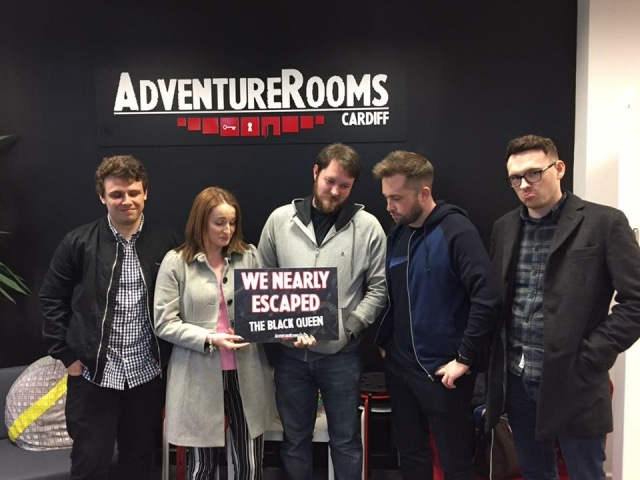 Adventure Rooms Cardiff