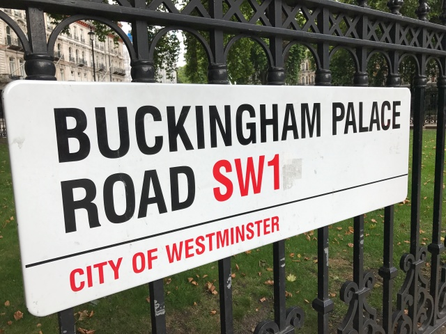 Buckingham Palace Road