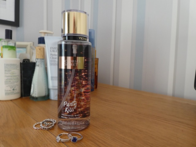 Victoria's Secret Party Kiss Fragrance Mist