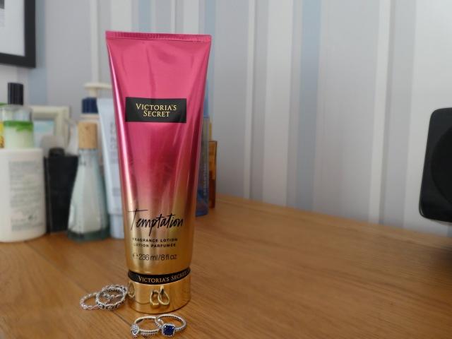 Victoria's Secret Temptation Fragrance Lotion