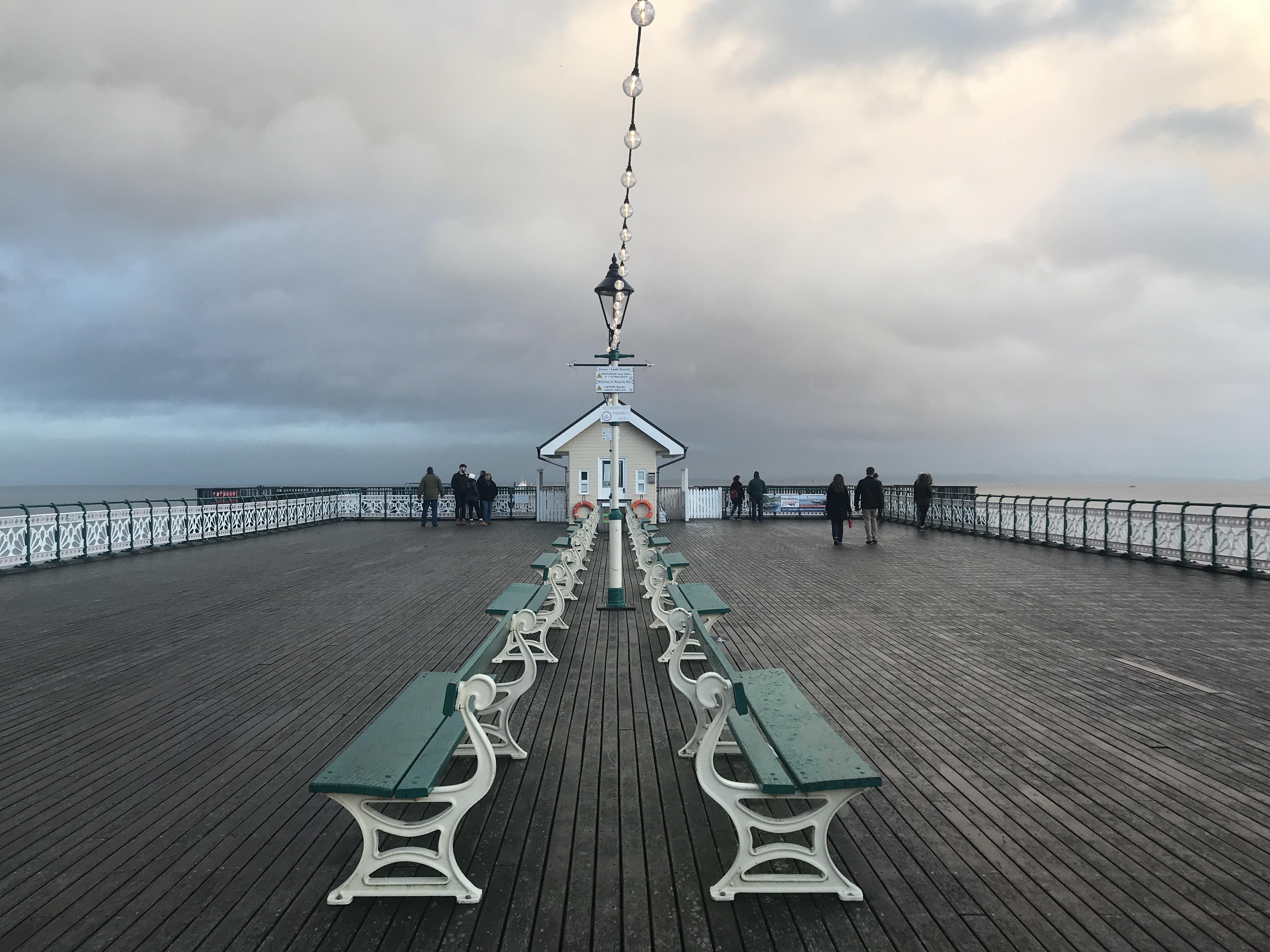 Penarth Pier RM