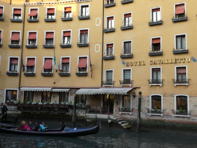 Hotel Cavelletto, Venice