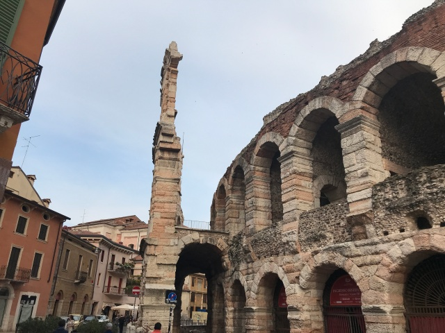 Roman Arena Verona