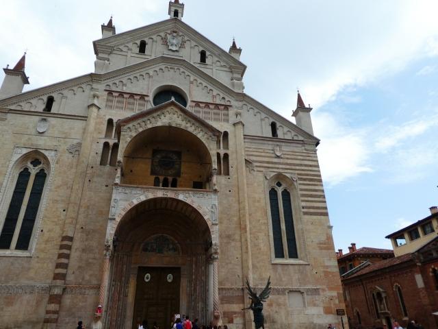 Basilica San Zeno Maggiore