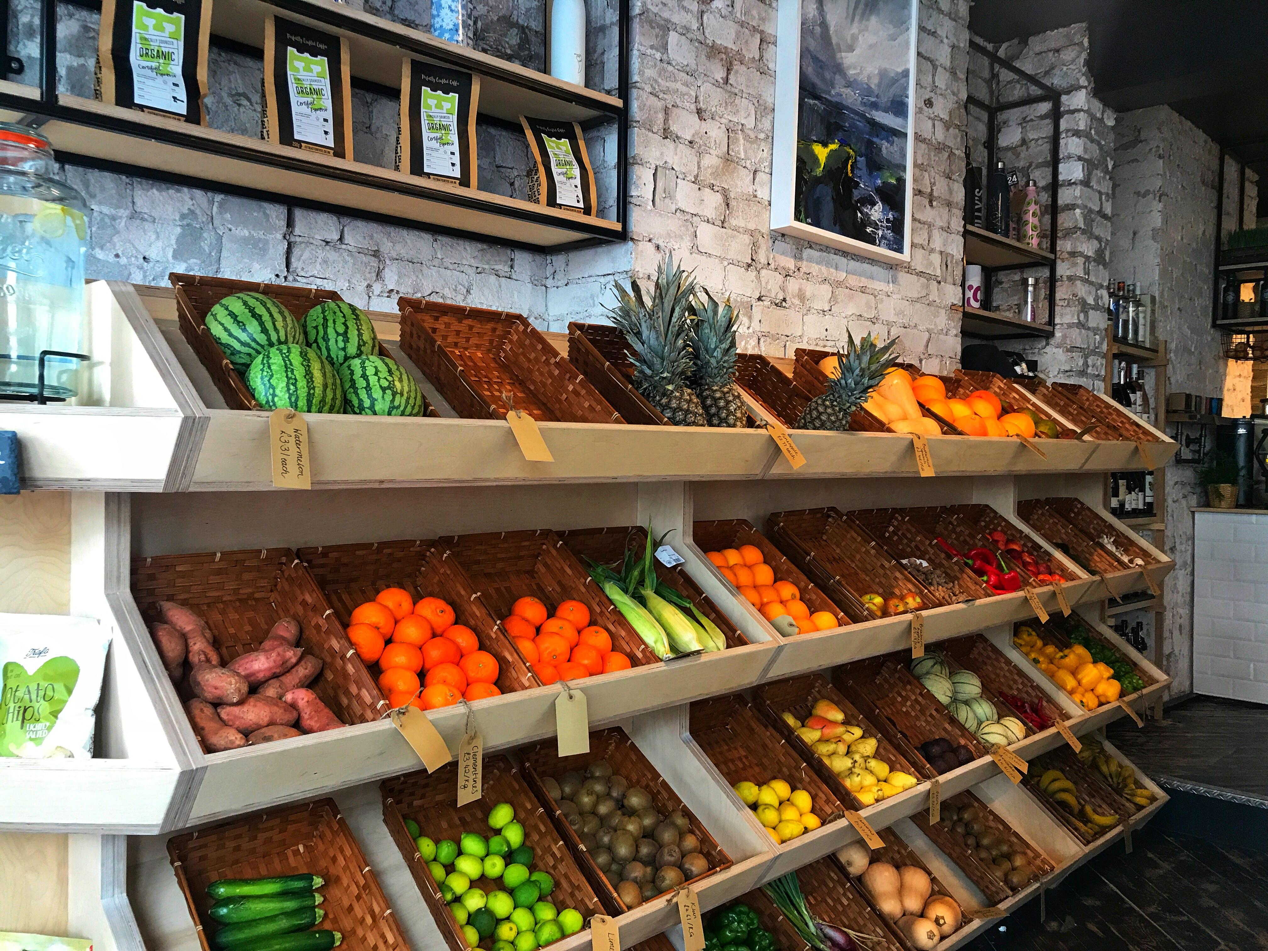 Viva Organic Pontcanna