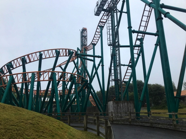 Oakwood Theme Park Speed