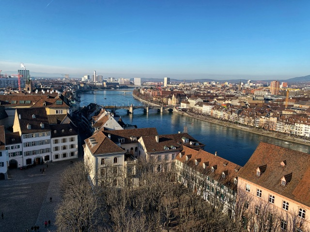How to spend a weekend in Basel