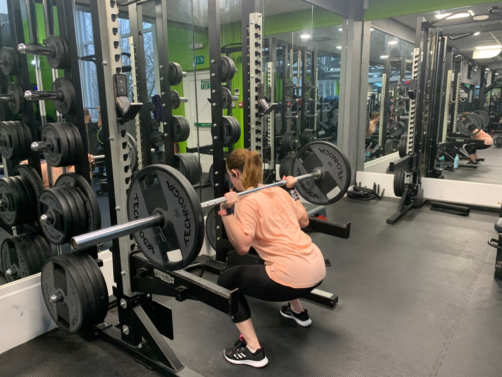 Gym post lockdown